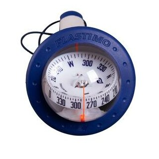 PLASTIMO IRIS 100 Kompass blau ohne Beleuchtung