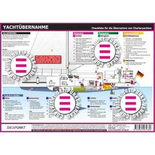 SET(2 Tafeln) Yachtcharter