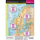 Küstenfunkstellen Nordeuropa