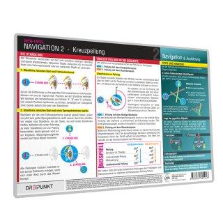 Navigation 2 - Kreuzpeilung