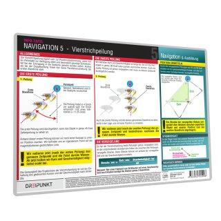 Navigation 5 - Vierstrichpeilung