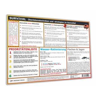 Survival - Überleben auf See