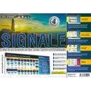 SET(4 Tafeln) Signale (A4)