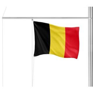 Gastlandflagge Belgien