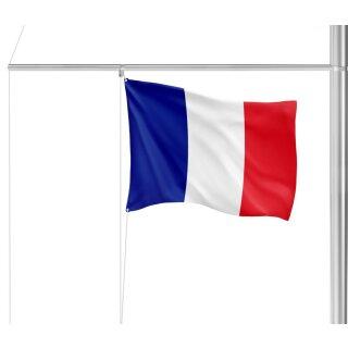 Gastlandflagge Frankreich