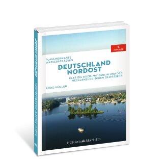 Planungskarte Wasserstraßen Deutschland Nordost